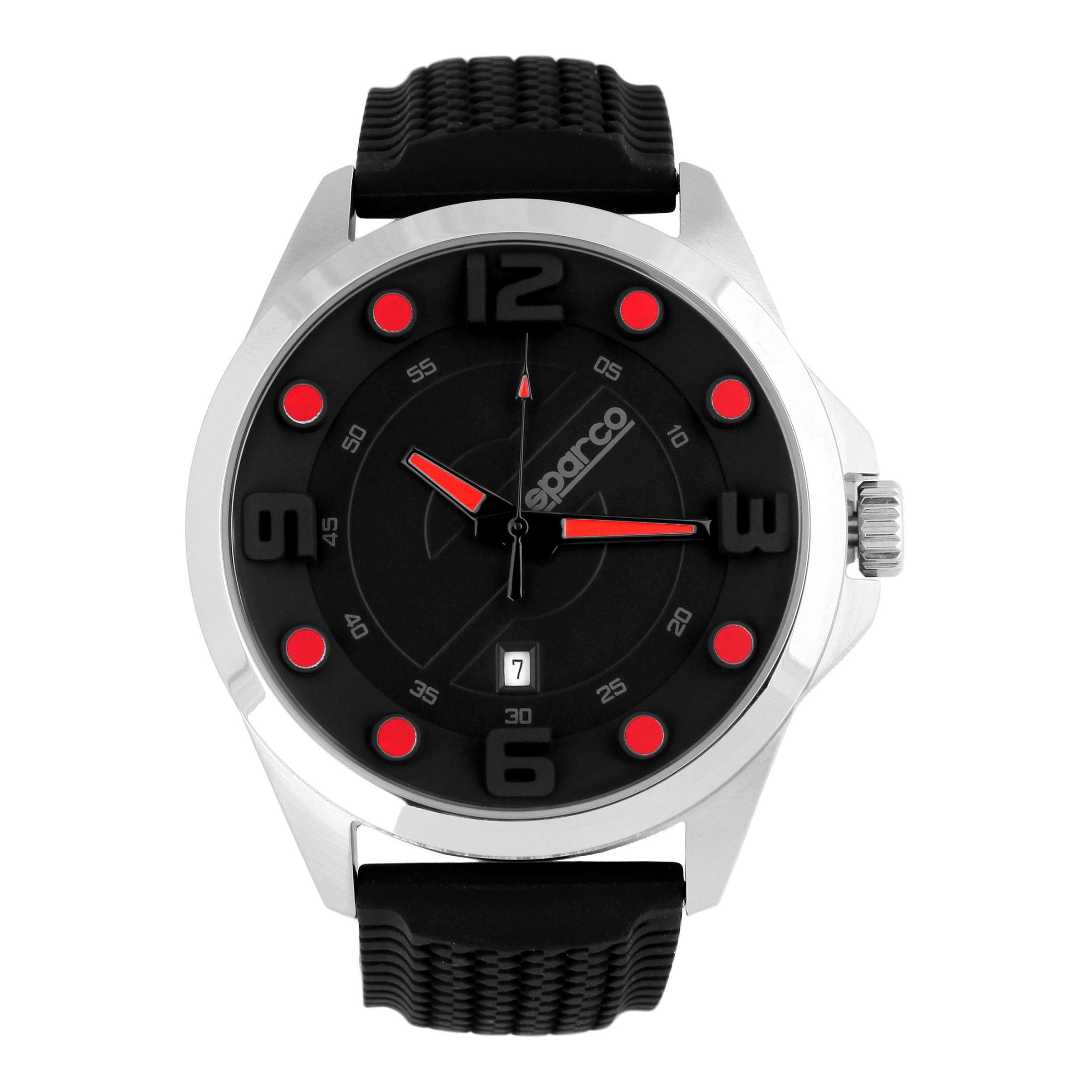 comprare popolare 4bea8 47320 Orologio uomo Sparco ALAIN UNIQUE ELEGANCE ALAIN_RED