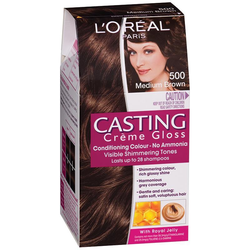 LOreal Casting Creme Gloss 500 Castano Chiaro