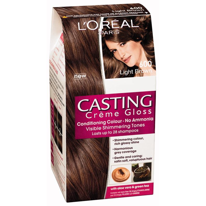 LOreal Casting Creme Gloss 600 Biondo Scuro