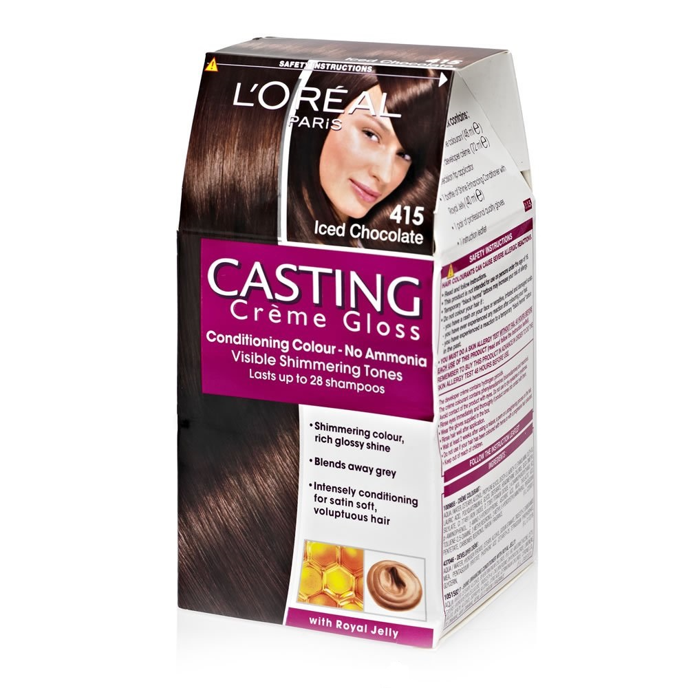 LOreal Casting Creme Gloss 415 Marron Glace
