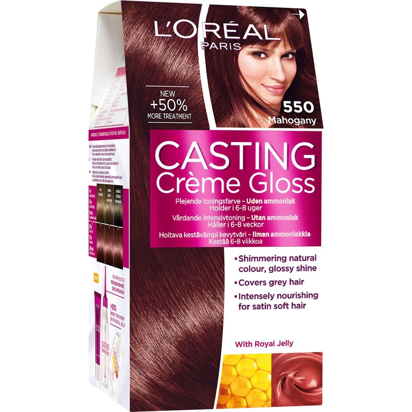 LOreal Casting Creme Gloss 550 Mogano