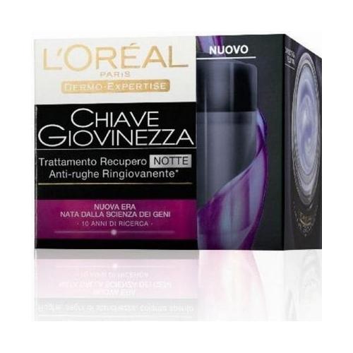 LOreal Dermo Expertise Chiave Giovinezza Crema Notte 50 ml