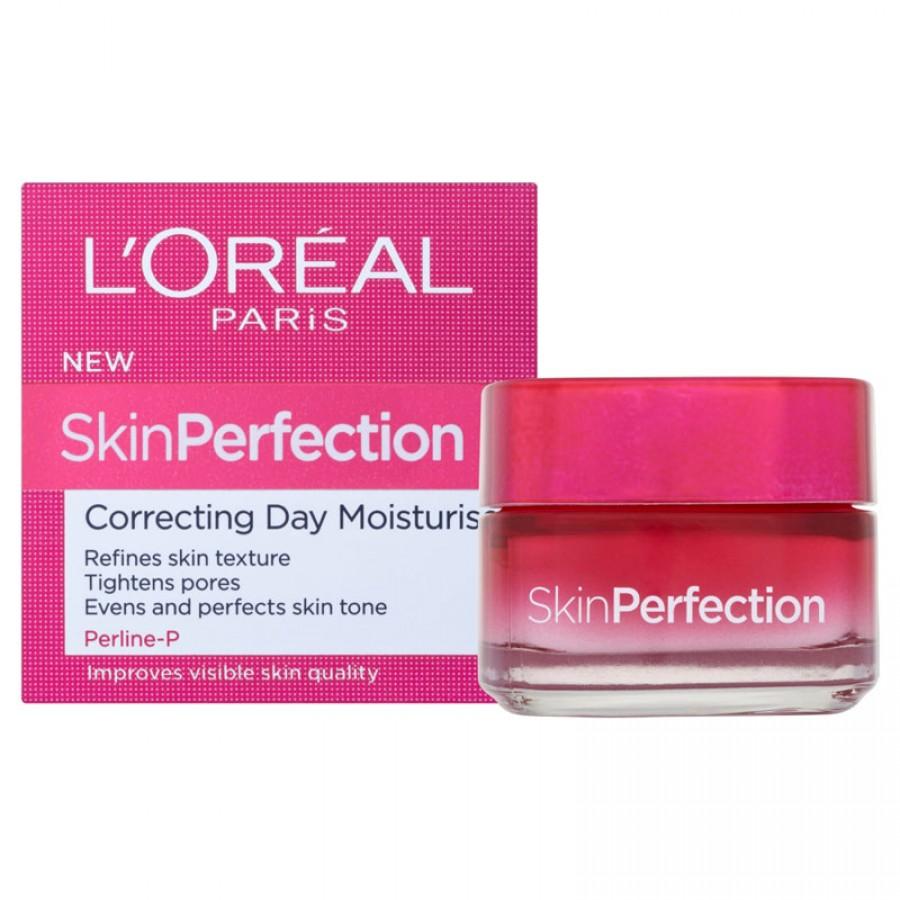 LOreal Skin Perfection Trattamento Idratante Correttore Pelle Perfetta Giorno 50 Ml