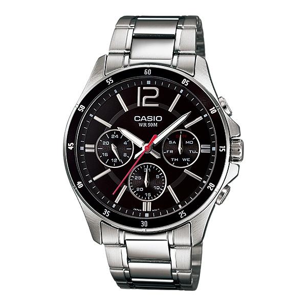 Orologio uomo Casio MTP1374D1