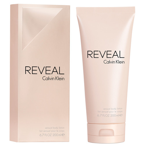 Reveal Calvin Klein sensual body lotion latte profumato per il corpo 200 ml