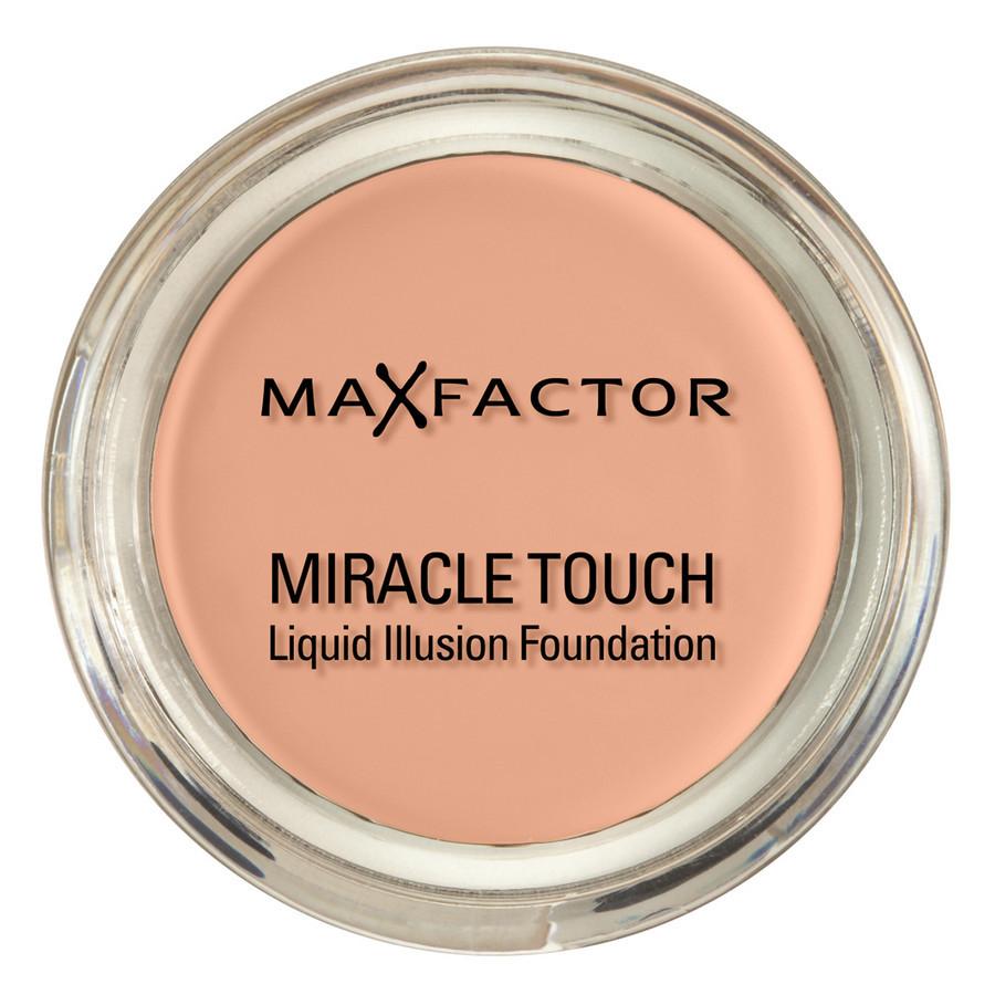 Max Factor Fondotinta Liquid MIracle Touch 70 Natural