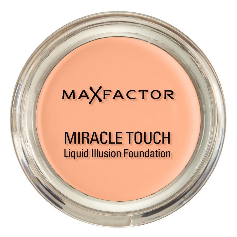 Max Factor Fondotinta Liquid MIracle Touch 75 Golden