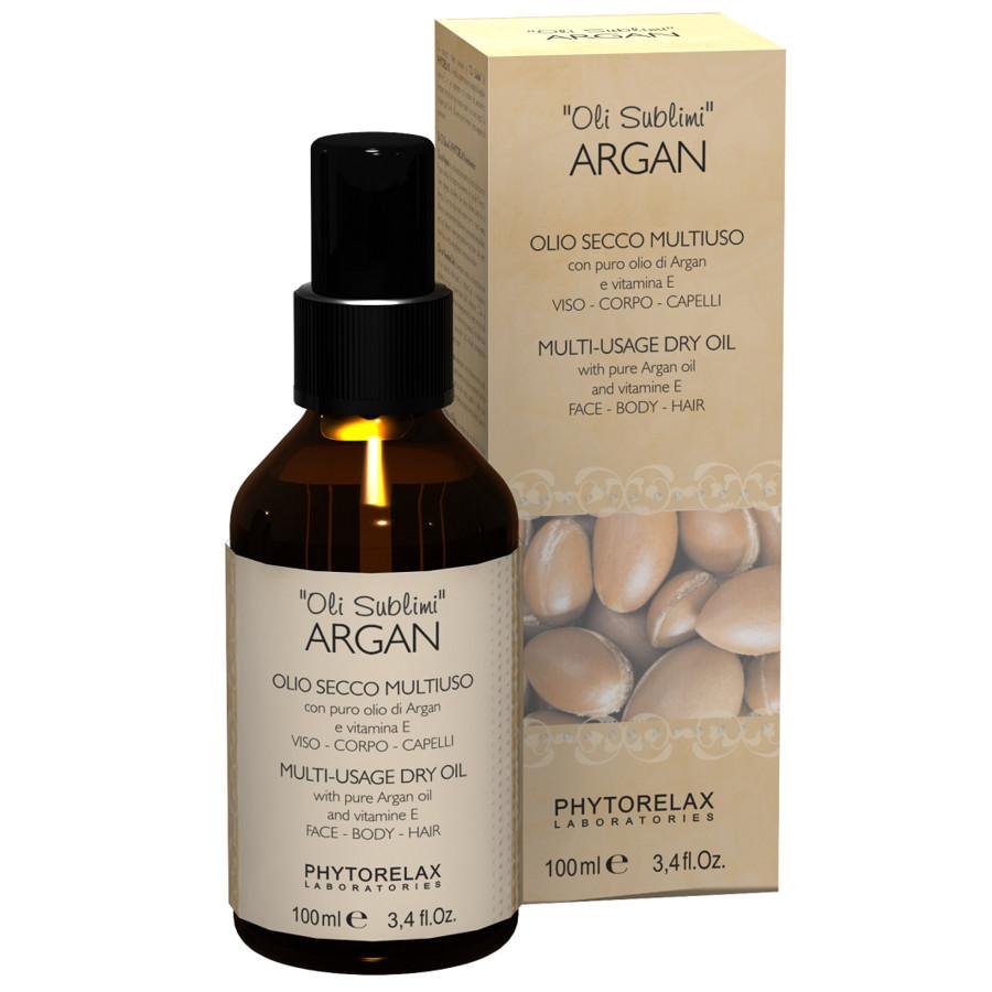 Phytorelax olio secco Sublime multiuso argan 100 ml