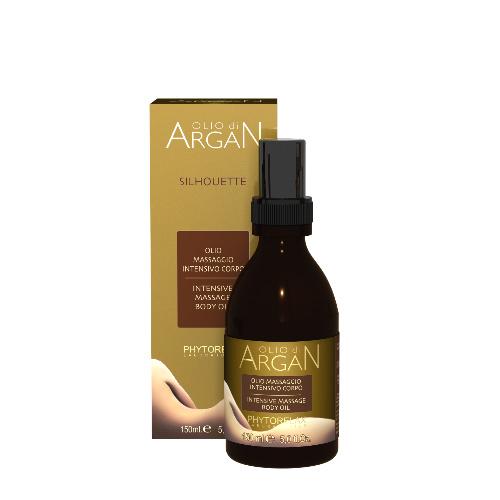 Phytorelax Argan Silhouette olio intensivo corpo 150 ml