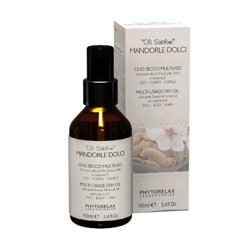 Phytorelax olio secco Sublime multiuso mandorle dolci 100 ml