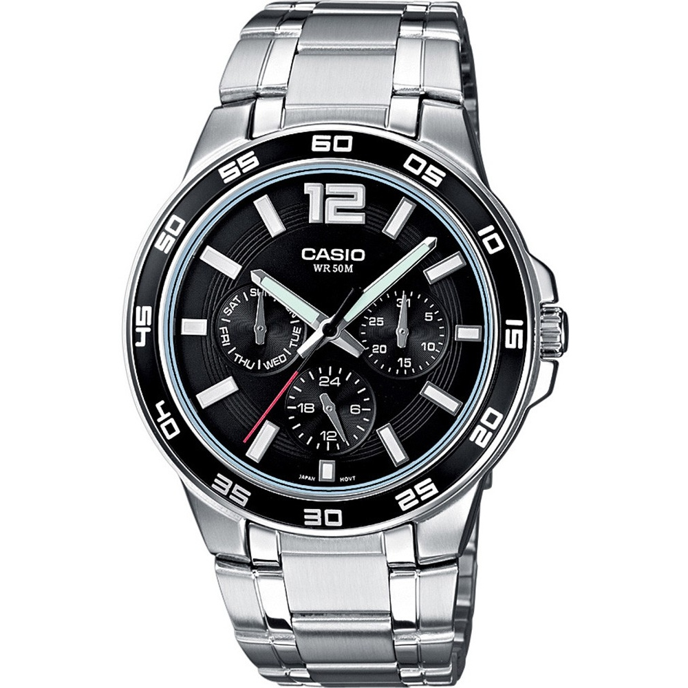 Orologio uomo Casio MTP1300D1