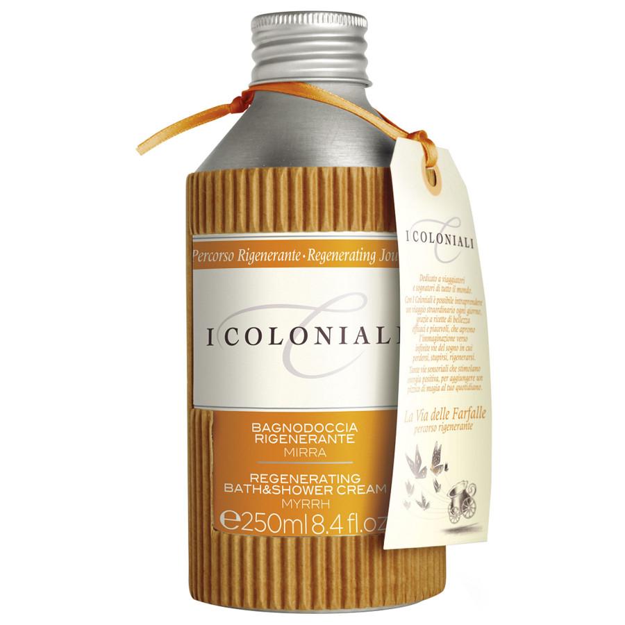 I Coloniali  Percorso Rigenerante  Bagno doccia rigenerante alla mirra 250 ml