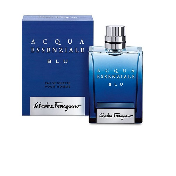 Ferragamo Acqua Essenziale Blu eau de toilette uomo 30 ml