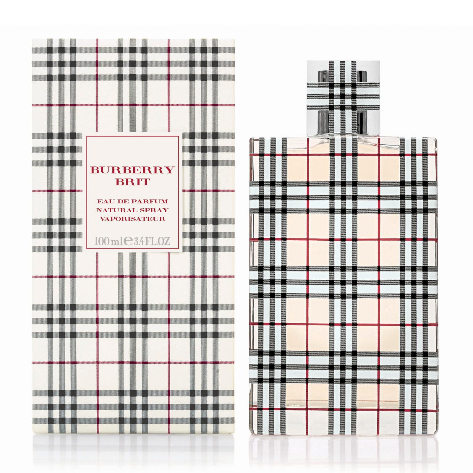 Burberry Brit For Woman eau de parfum spray 100 ml