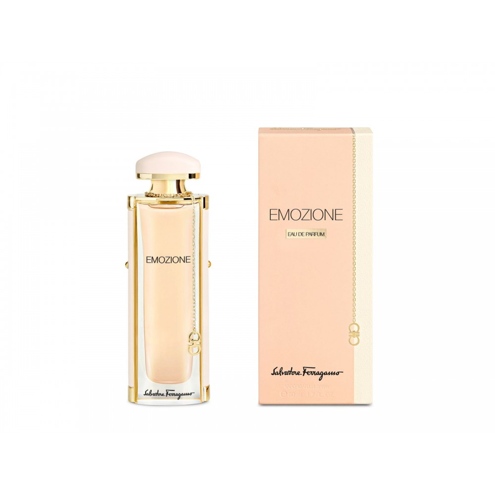 Salvatore Ferragamo Emozione eau de parfum spray 50 ml