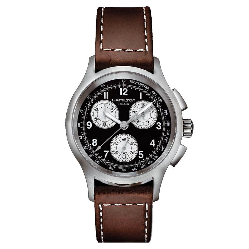 Orologio uomo Hamilton KHAKI AVIATION CHRONO H76412533