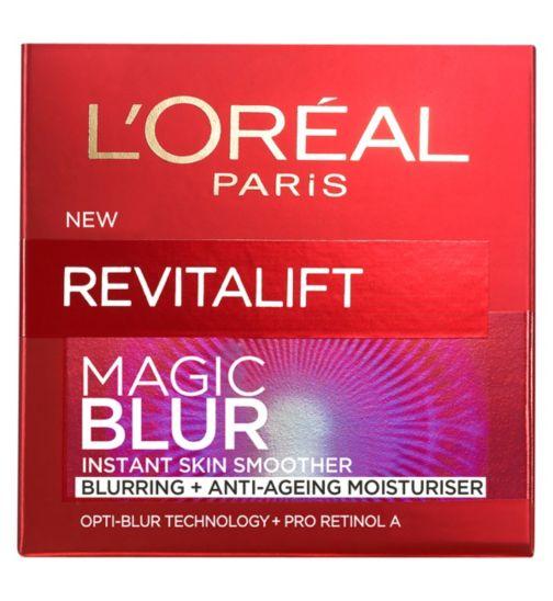 LOreal Revitalift Magic Blur Levigante Rughe Istantaneo Crema antiet Quotidiana 50 ml