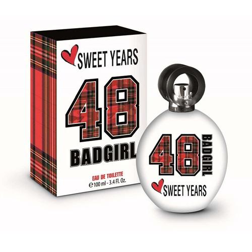 Sweet Years Bad Girl Eau de Toilette 100 ml VAPO