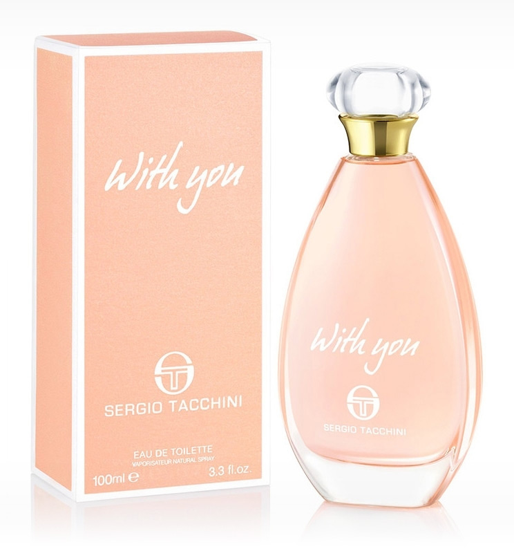 Sergio Tacchini With You Eau de Toilette 100 ml VAPO