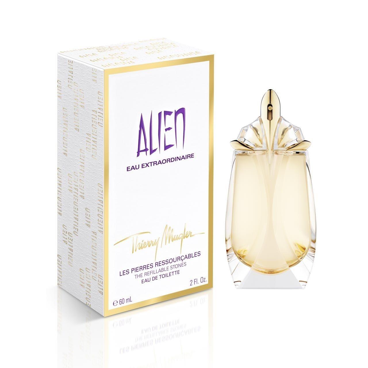 Thierry Mugler Alien Eau Extraordinaire Eau de Toilette 60 ml VAPO Ricaricabile