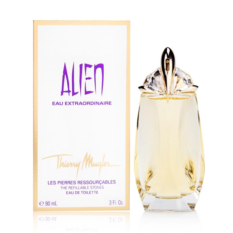 Thierry Mugler Alien Eau Extraordinaire Eau de Toilette 90 ml VAPO Ricaricabile