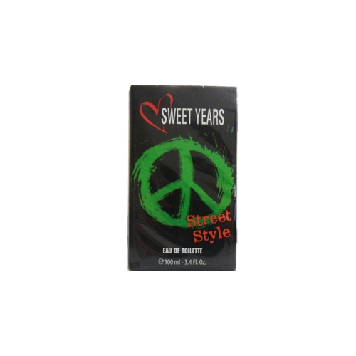 Sweet Years Street Style Eau de Toilette 100 ml VAPO
