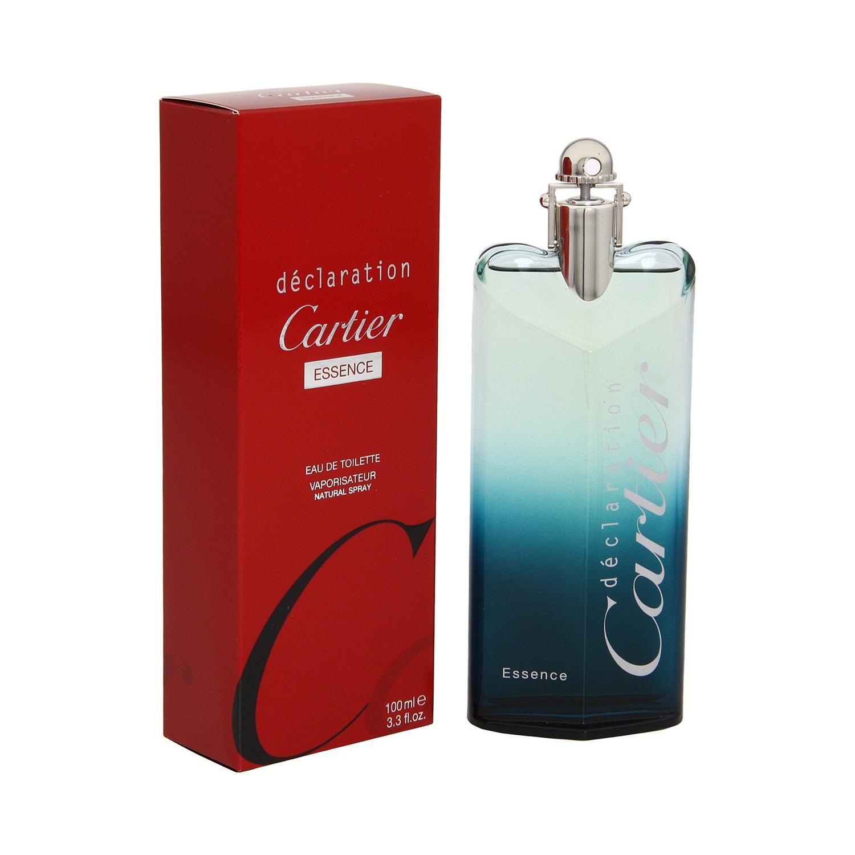 Cartier Declaration Essence edt spray uomo 100 ml