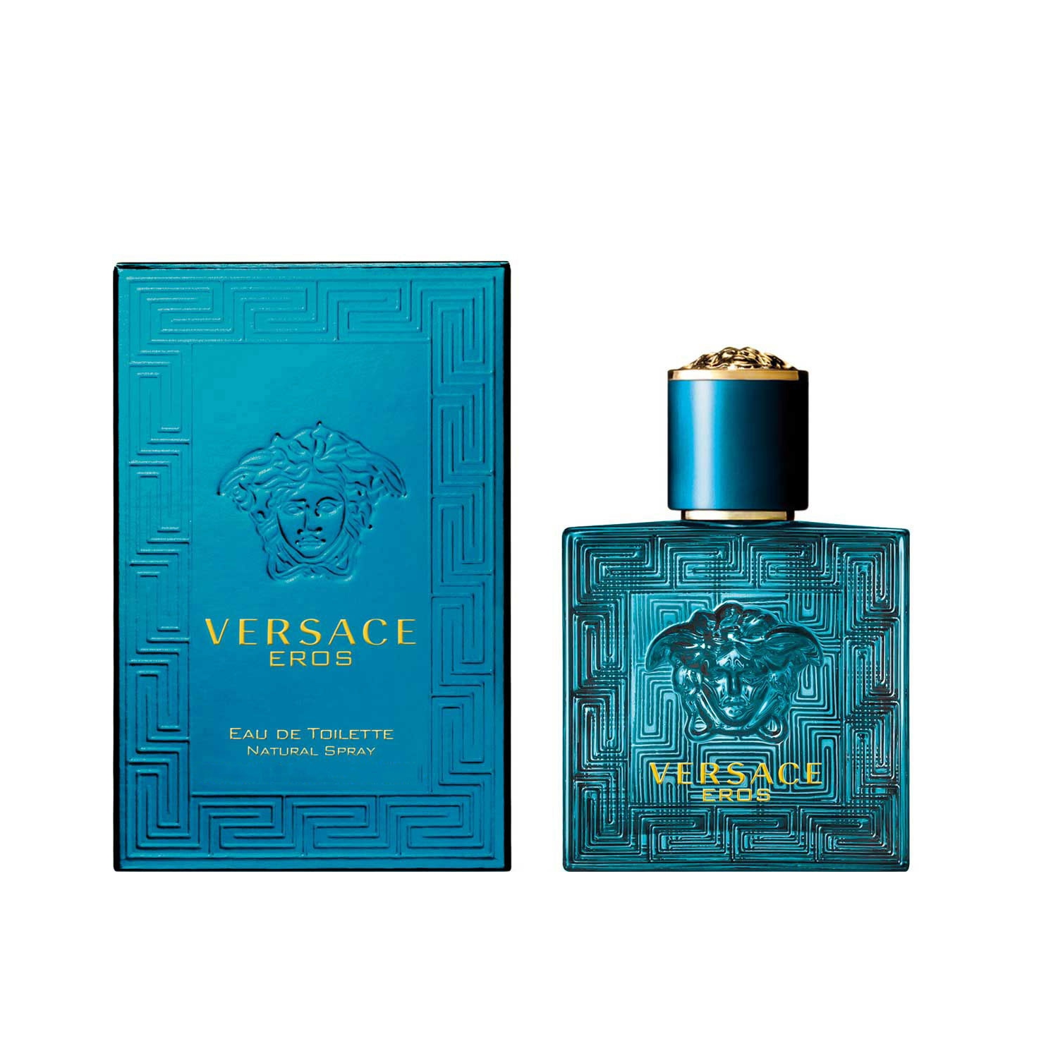 Versace Eros edt spray uomo 50 ml