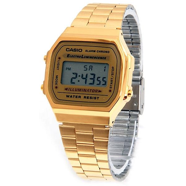 Orologio uomo Casio A168WG9E