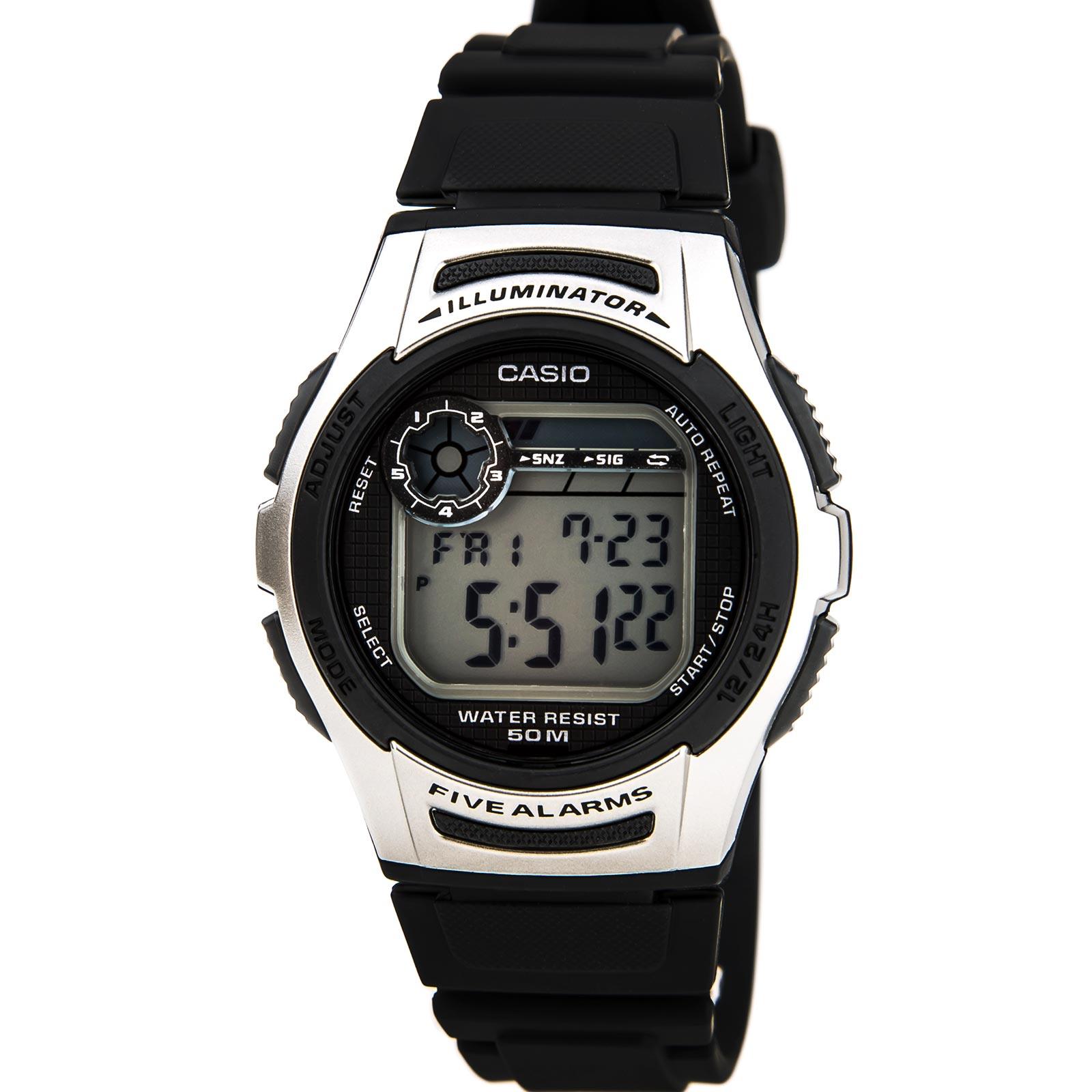 Orologio uomo Casio W2131A