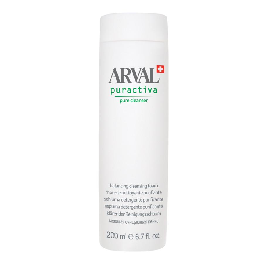Arval Puractiva Pure Cleanser Schiuma Detergente Purificante 200 ml