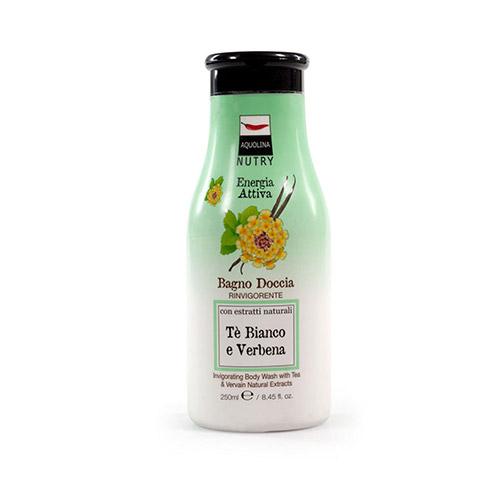 Aquolina Nutry Bagnodoccia Te Bianco e Verbena 250 ml