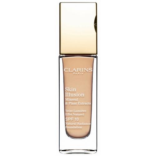 Clarins Skin Illusion SPF 10 Fondotinta 107 Beige