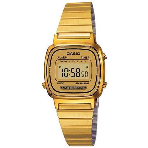 Orologio donna Casio LA670WG9