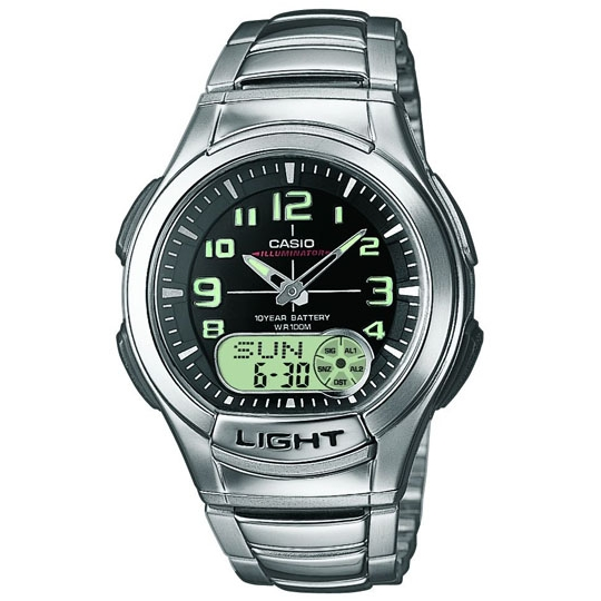 Orologio uomo Casio AQ180WD1B