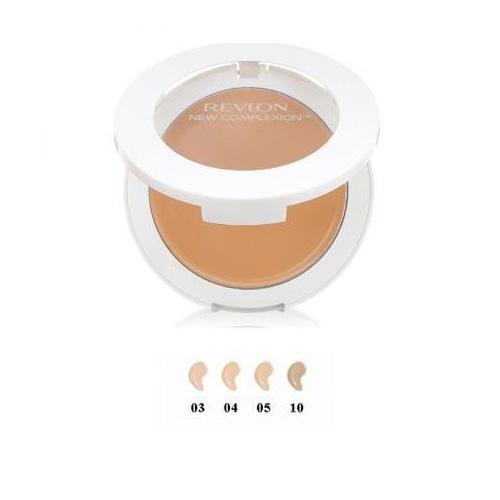 Revlon New Complexion Fondotinta Compatto 10 Natural Tan