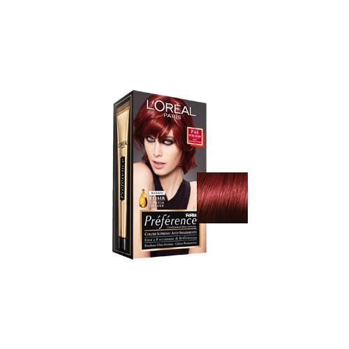LOreal Tinta Per Capelli Colore Permanente Recital Preference N P 46 Pure Ruby Rosso Profondo Intenso