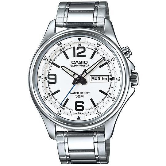 Orologio uomo Casio MTPE201D7
