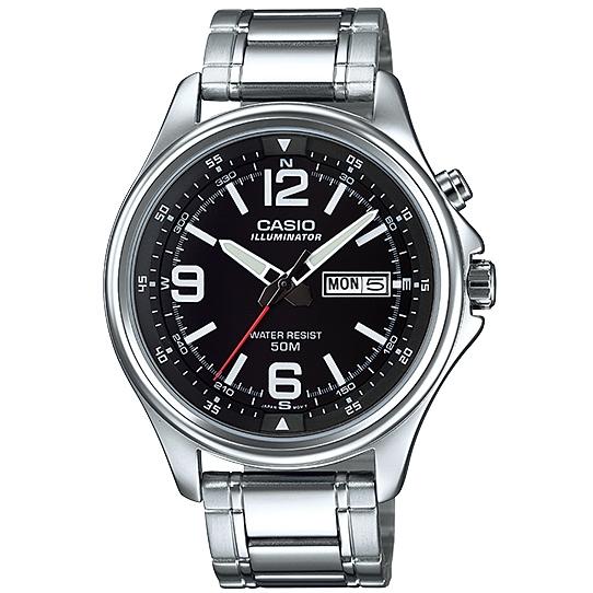 Orologio uomo Casio MTPE201D1
