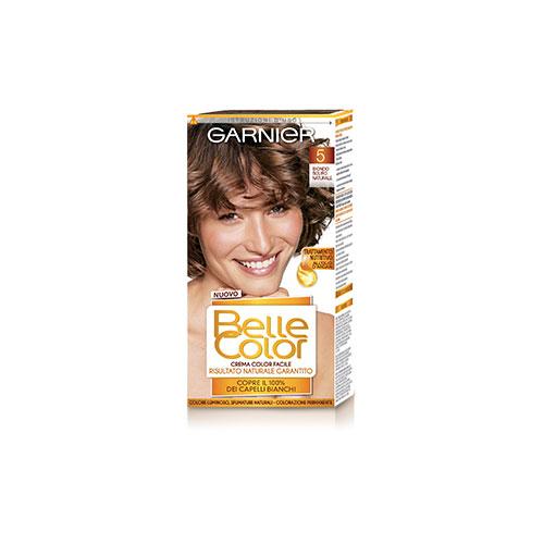 Garnier Tinta Per Capelli Colore Permanente Belle Color 5 Biondo Scuro
