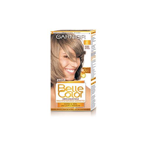 Garnier Tinta Per Capelli Colore Permanente Belle Color 4 Biondo Cenere