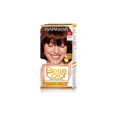 Garnier Tinta Per Capelli Colore Permanente Belle Color 50 Mogano