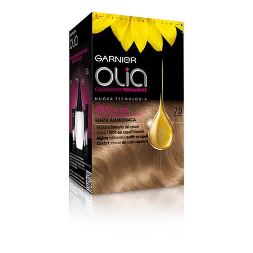 Garnier Olia Colorazione Permanente Senza Ammoniaca 70 Biondo Tinta per capelli