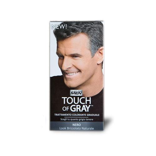 Just for Men Trattamento Colorante Touch Of Gray Nero