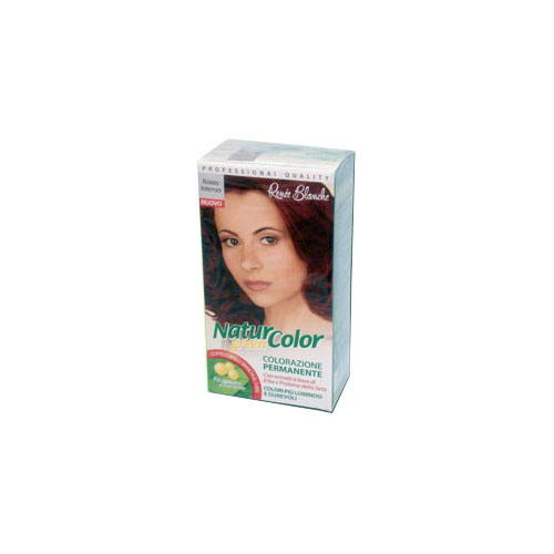 Renee Blanche Rosso Intenso Tinta Per Capelli Colorazione Permanente Naturale Natur Color Green