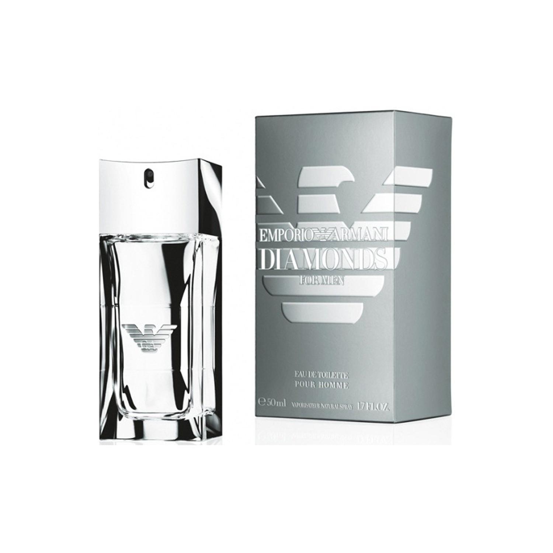 Emporio Armani Diamonds For Men edt vapo 50 ml
