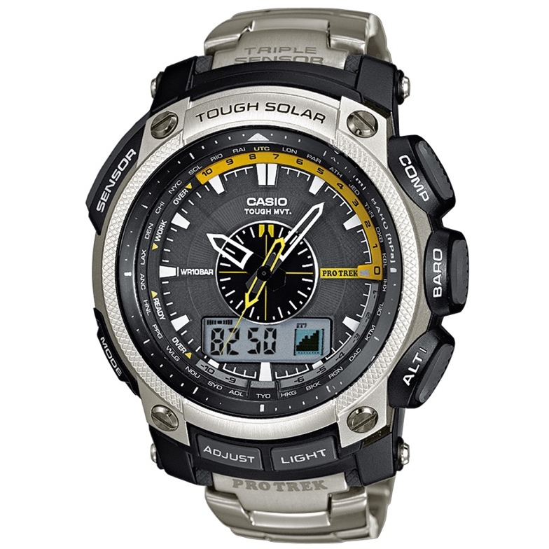 Orologio uomo Casio PRW5000T7ER