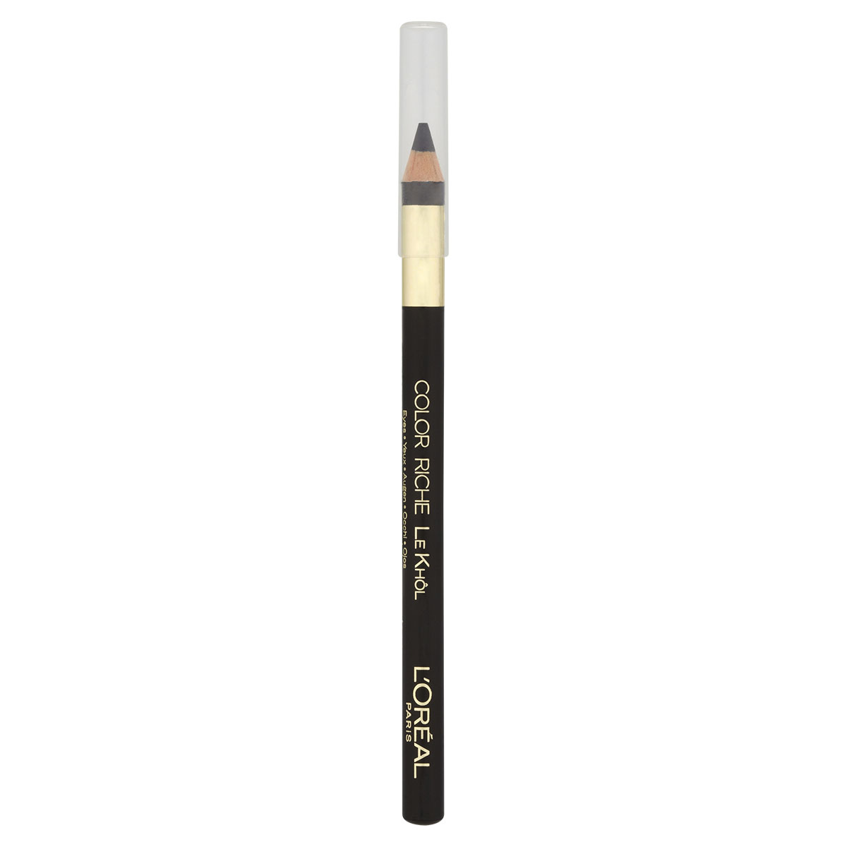 LOreal Color Riche Le Khol Matita Occhi 101 Midnight Black