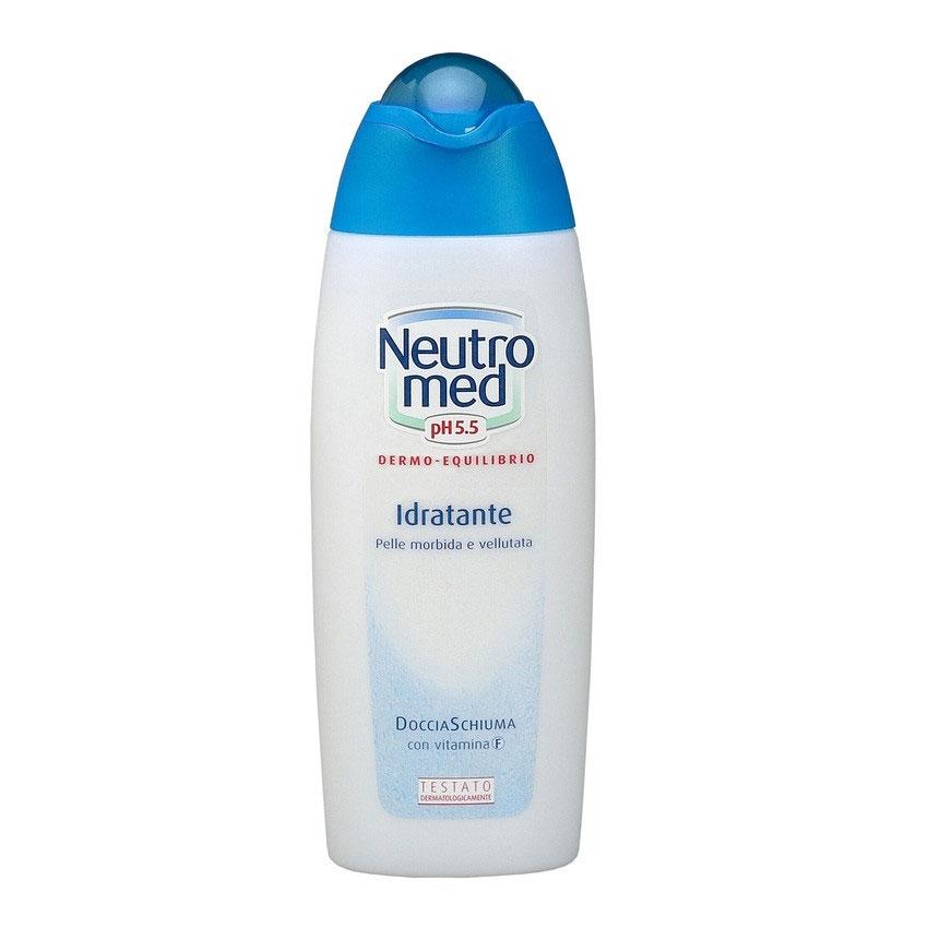 Neutromed Doccia Schiuma Idratante Con Vitamina F 250 Ml