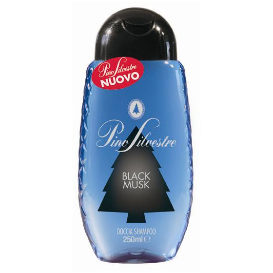 Pino Silvestre Black Musk Doccia Shampoo 250 ml